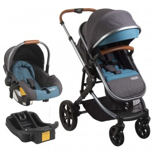 Bebesit Coche Travel System Aspen Air