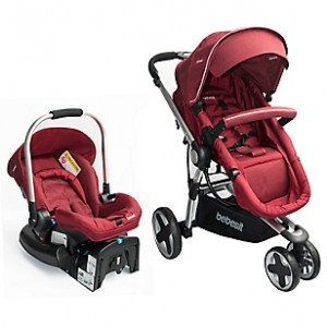 Bebesit Coche Travel System Compass Elite