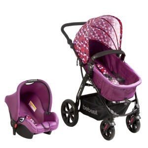 Bebesit Coche Travel System Galaxy