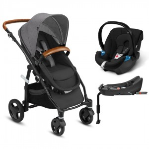 CBX  TRAVEL SYSTEM LEOTIE FLEX LUX + ATON + BASE CYBEX