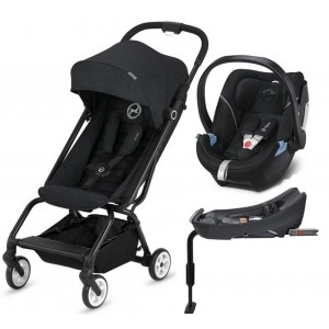 Cybex Travel System Eezy+Aton+Base