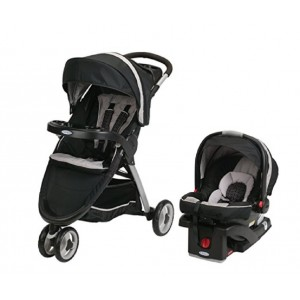 Graco Coche Travel System Fast Action Sport
