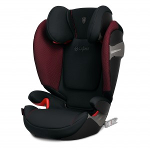 Cybex Butaca Solution S-Fix Ferrari