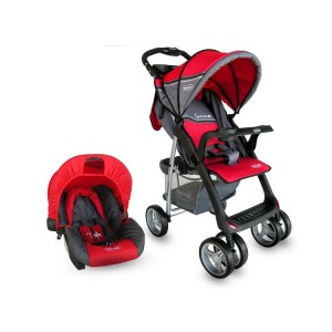 Bebesit Coche Travel System Jazz