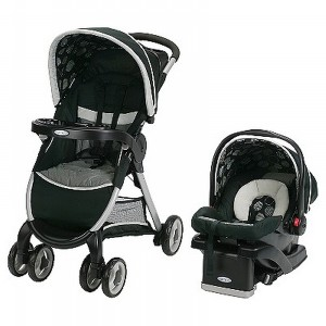 Graco Coche Travel System Fast Action Fold